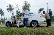 సోషల్ మీడియాలో అశోక్ భోజనం ఫొటో హల్చల్